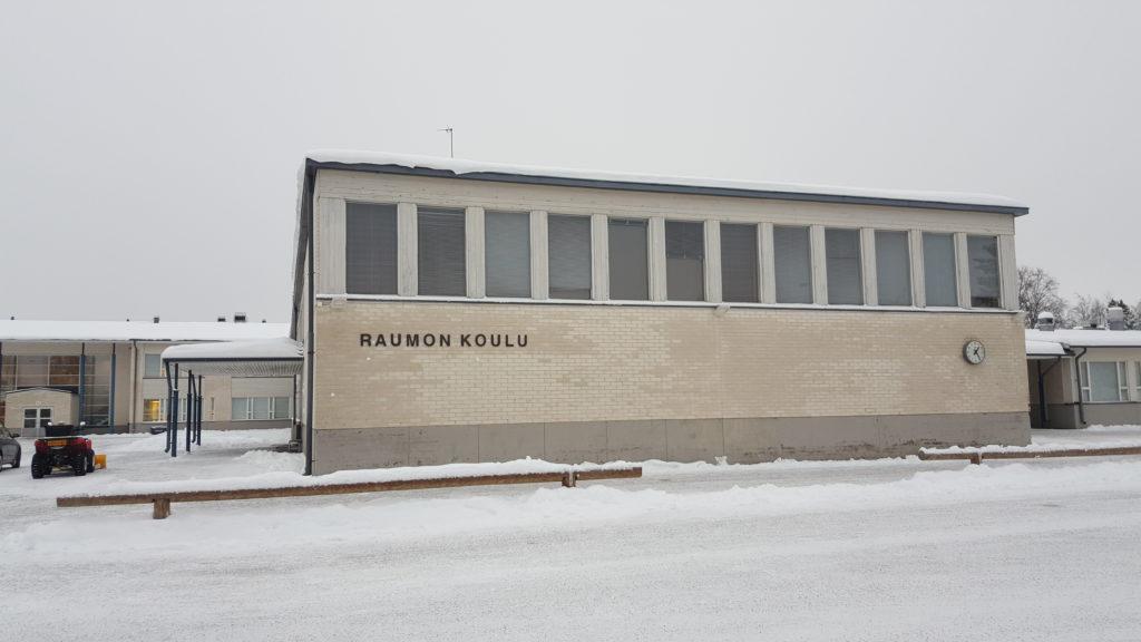Raumon Koulu