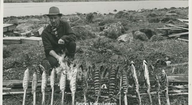 Kansallista elävää perintöä Tornionlaaksossa