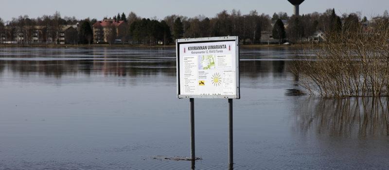 Lapin tulvatilanne säilyy rauhallisena lähipäivien ajan - suurtulvien riski ei ole väistynyt kesäkuulta