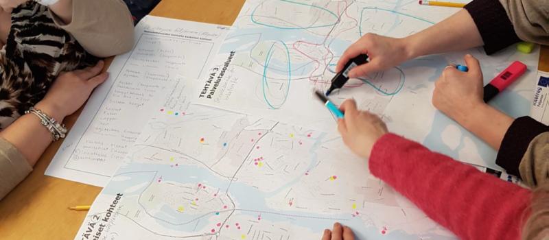 LOCAL BUS TornioHaparanda - esiselvitys yhteisestä paikallisliikenteestä Torniossa ja Haaparannalla