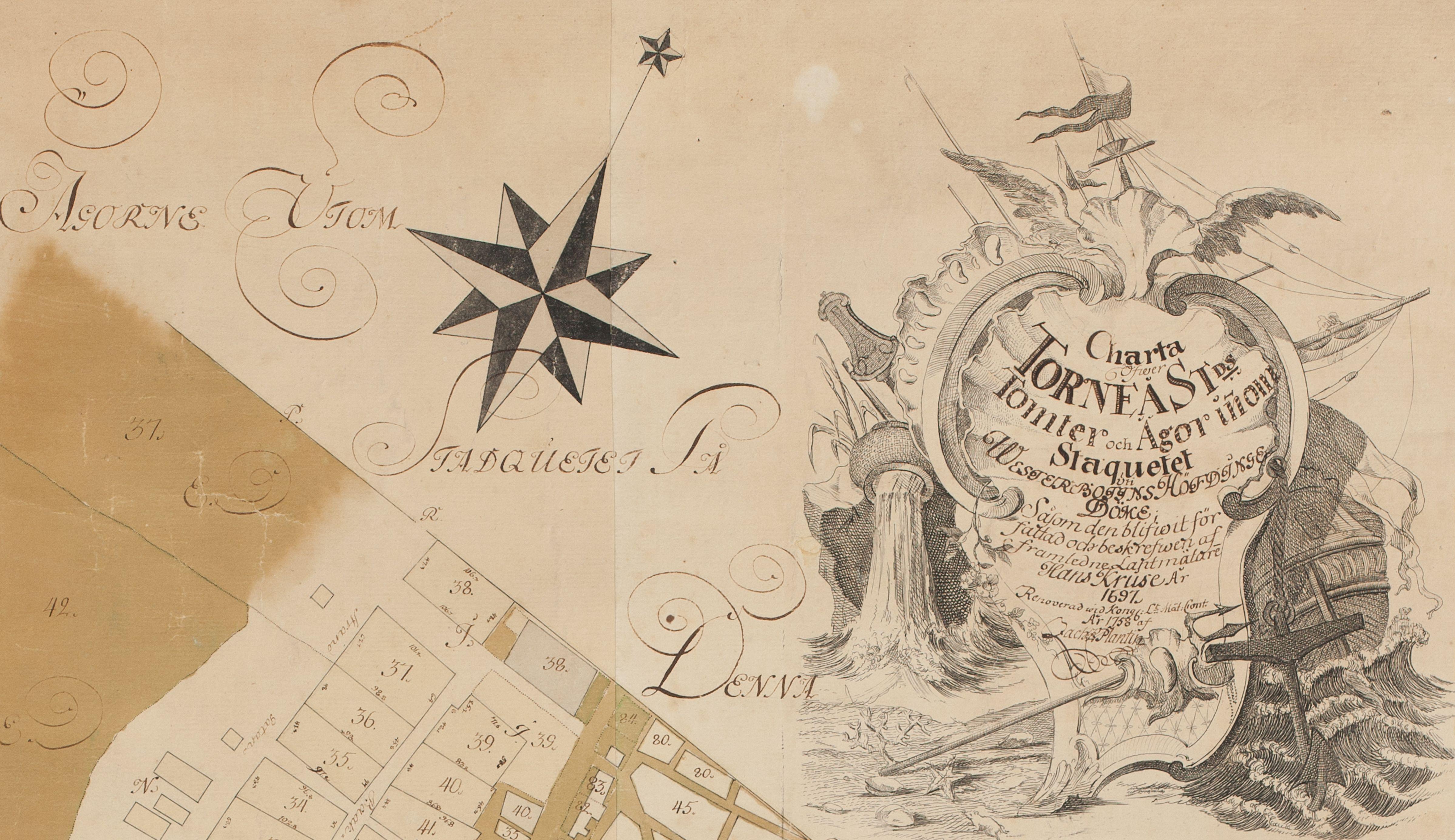 Kartta Ja Piirustuskokoelma Tornio