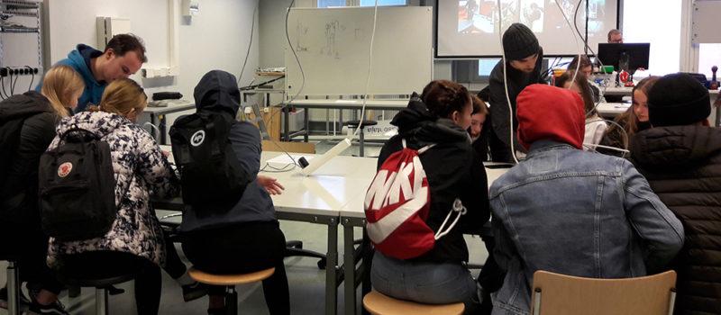Tornion Raumon koululle Meri-Lapin Taitaja9-paikalliskisan voitto