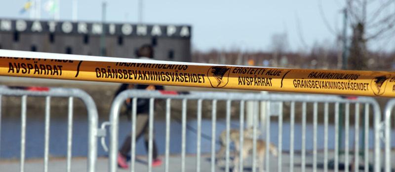 Matkustaminen Ruotsista Suomeen vapautuu lauantaina 19. syyskuuta