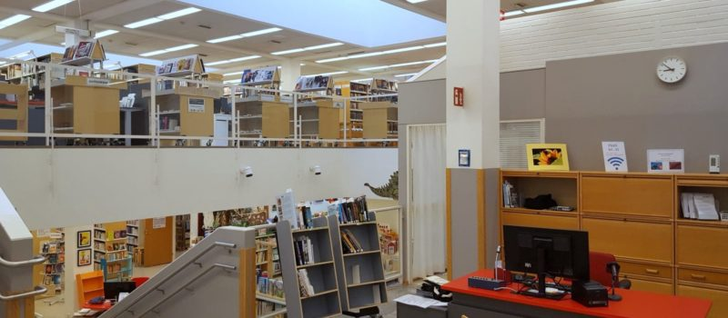 Kirjaston aukioloajat 18. helmikuuta saakka