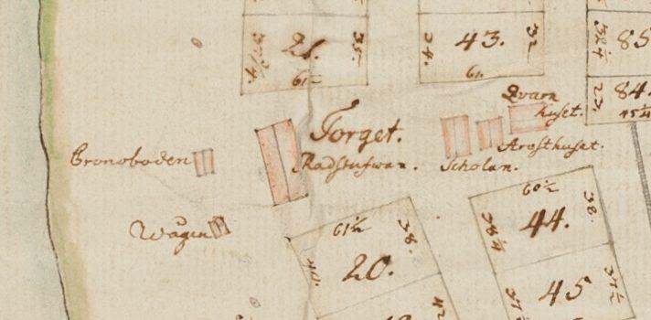 Tornion vuosikymmenet – 1630-luku: Tornioon perustettiin valtakunnan pohjoisin alkeiskoulu 1630