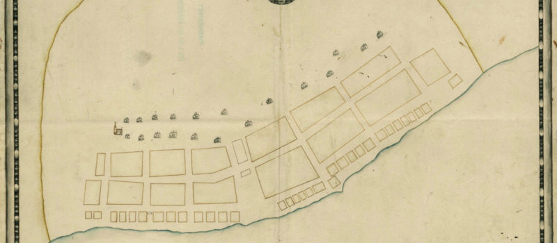 Tornion vuosikymmenet – 1640-luku: Tornion rakennettu alue käytännön tarpeiden mukaan