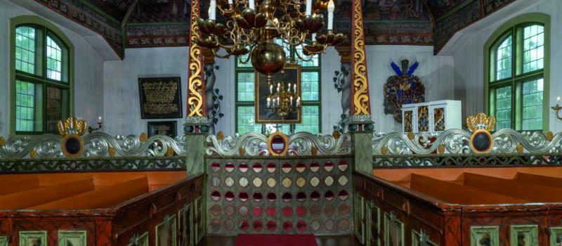 Tornion vuosikymmenet – 1680-luku: Maailman suurin pohjalaismallinen tukipilarikirkko