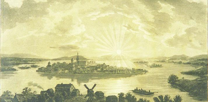 Tornion vuosikymmenet – 1790-luku: Matkakuvausten maineikas Tornio