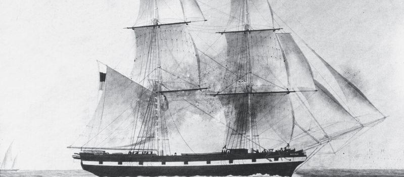 Tornion vuosikymmenet – 1850-luku: Tornio säästyi Oolannin sodassa