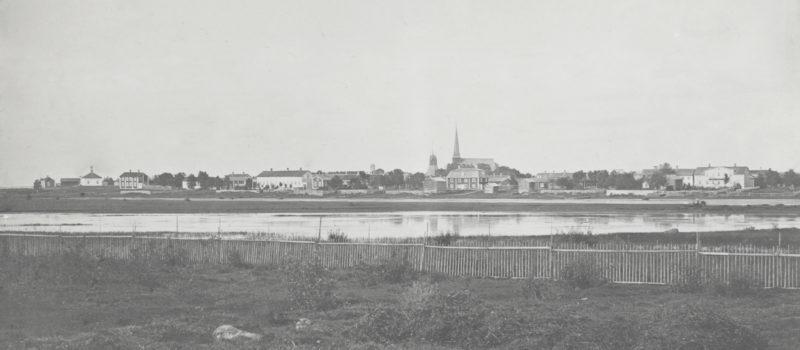Tornion vuosikymmenet – 1880-luku: Tornion keskusta siirtyy kilometrin etelään