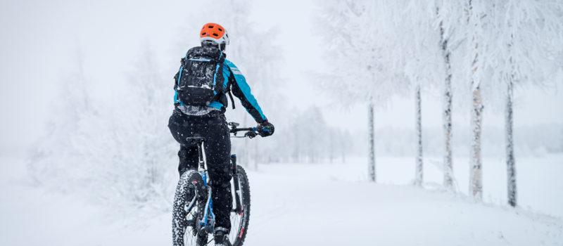 Työ talvipyöräilyn edistämiseksi jatkuu – etsimme myös talvipyöräilyagentteja